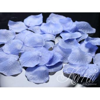 Płatki róż - błękitne 100szt