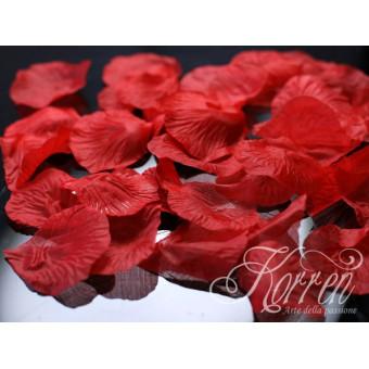 Płatki róż - czerwone 100szt