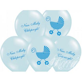 """Balony 14"""" """"Nasz Mały..."""