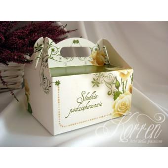 Pudełko na ciasto PW4