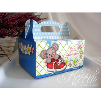 Pudełko na ciasto PC3 -...