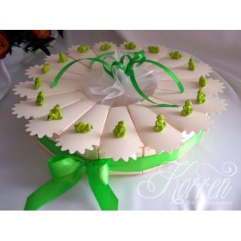 """Tort """"Żabka"""""""