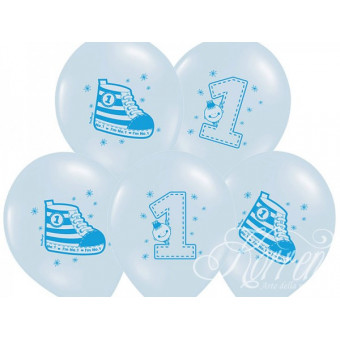 Balony Trampek - Number 1 -...