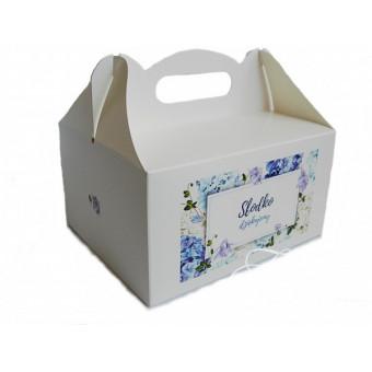 Pudełko na ciasto -...
