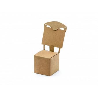Pudełeczka Krzesełko KRAFT...