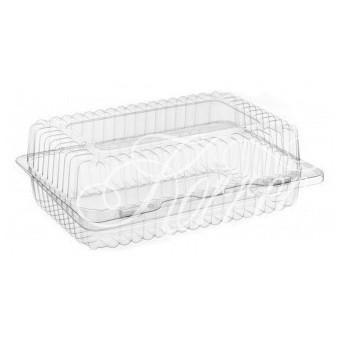 Pudełko na ciasto plastik