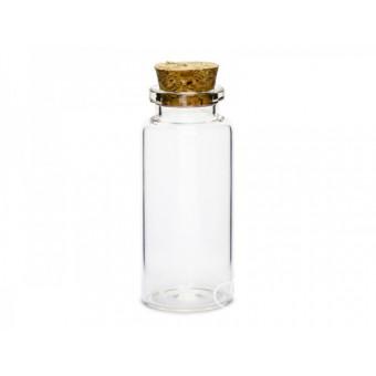 Buteleczka z korkiem
