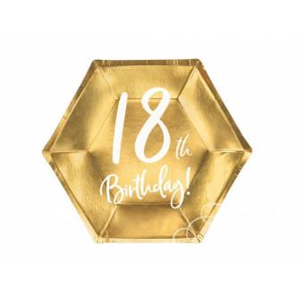 Talerzyki 18-te urodziny...