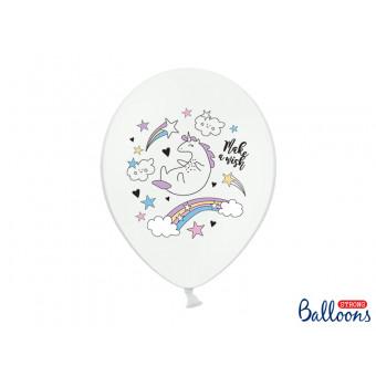 Balony - Jednorożec, Pastel...