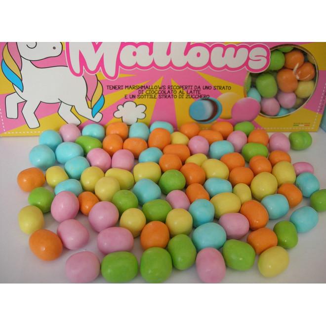 Pianki Marshmallow w czekoladzie i w lukrze 0,5 kg